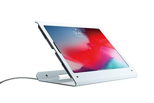 CTA Tablet-Ständer, digital, drehbar, Diebstahlabschreckung, Kiosk-Ständer für iPad Pro 12.9 Gen. 3
