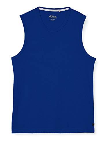 s.Oliver Herren 130.10.006.12.130.2037612 Trägershirt/Cami Shirt, 5619, M
