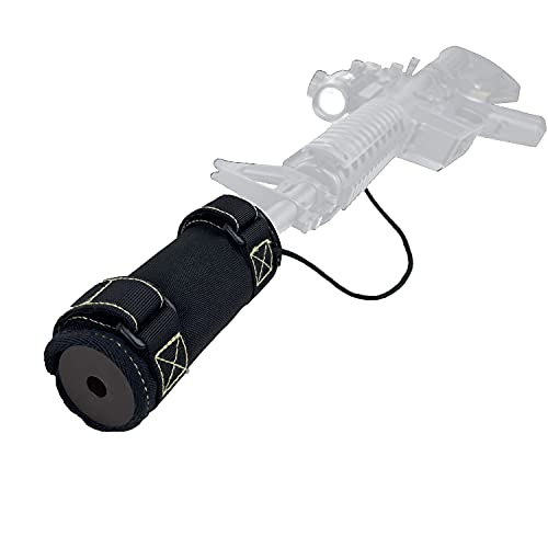 6 Inch Suppressor Covers High Temp Rifle Silencer Cover Heat...