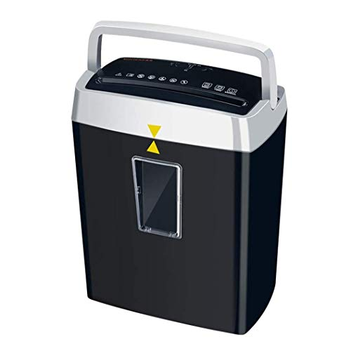 Buy ZDMSEJ Mini Shredder Desk A4 Shredder Household Commercial Paper Shredder File Waste Paper Data ...