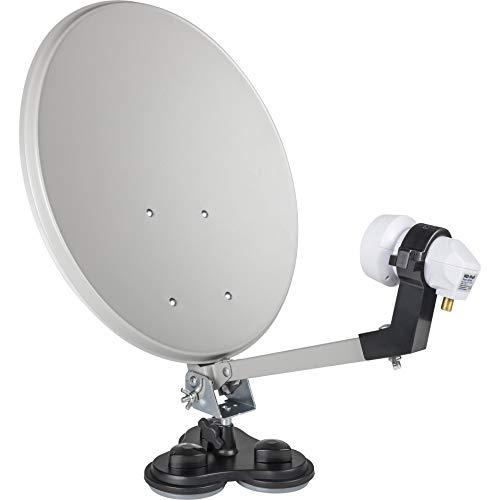 Megasat Sat-Anlage Campingkoffer HD