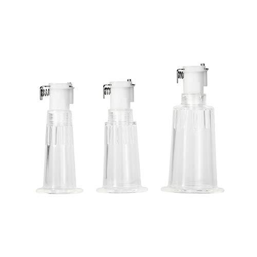 XZHSA Nipple Sucker Handmilchpumpe Massage-Pumpe Erweiterung Stimulator Korrektur Vakuumpumpe Vagina Endurance Zylindersatz Geschlechts-Spielzeug for Frauen Female