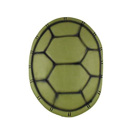 Foam Turtle Shell Back Adult Costume Prop Green