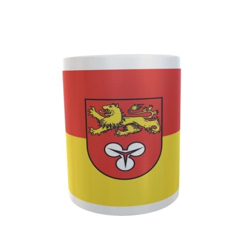 U24 Tasse Kaffeebecher Mug Cup Flagge Region Hannover