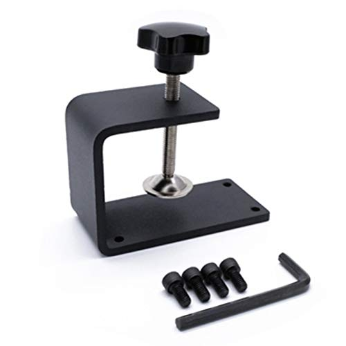 PCMOS PC-USB Handbrake para Juegos de carreras G25 / G27 / G29 / T500 / T300RS / THRESTMASTER ODDOR Adaptador de volantes de la mano de la mano de la abrazadera del freno de mano (Color : Clamp)