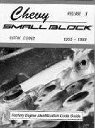 Chevy Small Block Factory Engine Identification Code Guide