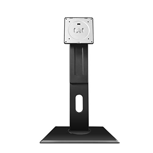 23-27 Inch LCD LED Plasma Monitor TV Mount Floor Stand Tilt Swivel AD display Wire Beheer Hoogte Ajustable (Color : Adapt heavy 2.9-4.4 kg)