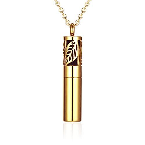 Difusor de aceite esencial, colgante del silbido del set de regalo collar,...