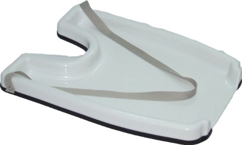 Wellys Bac à Shampoing Coiffure à Domicile Rigide Mobilité Réduite Blanc