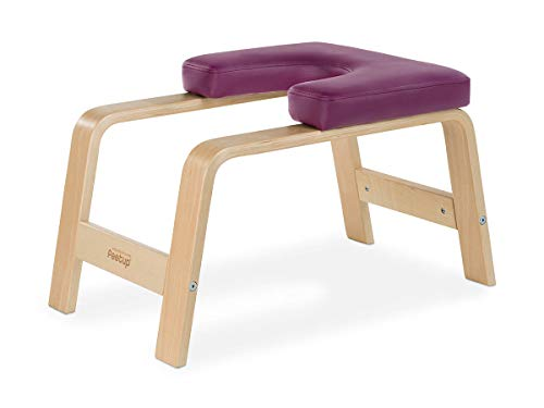 FeetUp Trainer (The Original) - Invert Safely & Easily. Get Fit. Relax. Turn Your Yoga Upside Down! (Classic, Violet)