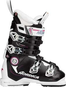 Nordica Speed Machine Skischoen, 105 W, wit/zwart/fuchsia