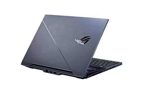 "ASUS ROG Zephyrus Duo 15 Gaming Laptop, 15.6"" 300Hz IPS Type FHD, NVIDIA GeForce RTX 2070S, Intel Core i7-10875H, 32GB DDR4, 2TB RAID 0 SSD, Per-Key RGB, Thunderbolt 3, Windows 10, GX550LWS-XS79"