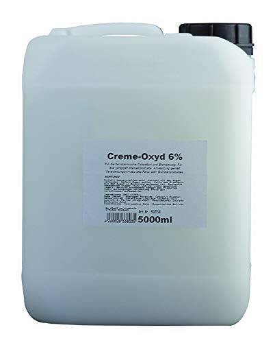 COIPRO H2O2 Creme Oxyd Farbentwickler - 6%, 5 l