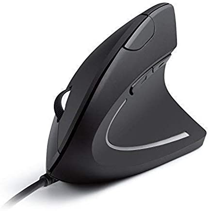 Anker Mouse Verticale  - Mouse Con Filo Con Impugnatura Verticale e Design Ergonomico