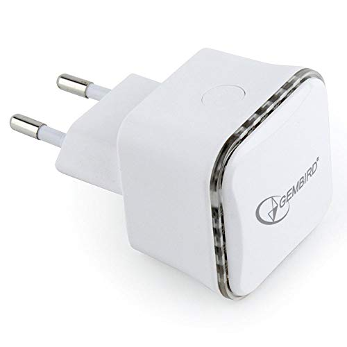 Gembird WiFi Repeater 300MBPS WEP(64/128) WPA WPA2 Weiss