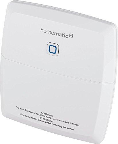 Homematic IP 150842A0 Schaltaktor für Heizungsanlagen – 2-Fach, 3680 W, 230 V