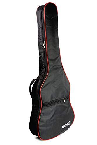 RockJam 3/4 Größe gepolsterte Akustikgitarre Tasche