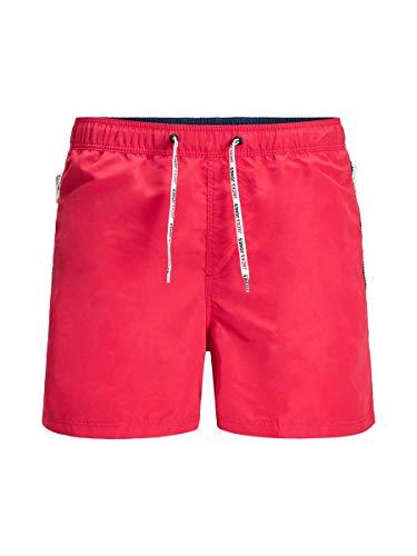 Jack & Jones Jjiaruba Swimshorts AKM Zip Bañador para Hombre