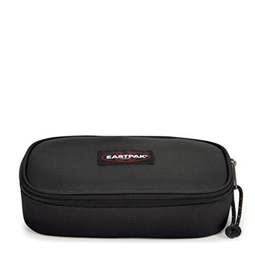 Eastpak Oval XL Single Estuche, 22 cm, Negro (Black)