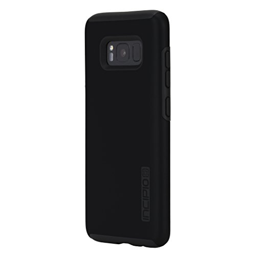 Incipio DualPro Case for Samsung Galaxy S8+ - Black/Black