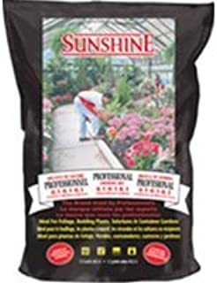 SunGro Horticulture SUGRPG2.5 2-1/2-Cubic Feet Sungro Sunshine Professional Growing Mix for Plants