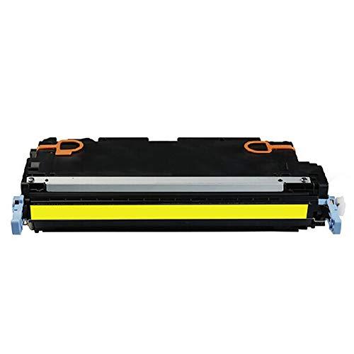 VNZQ 132A inktcartridge, compatibel met HP kleurenlaserprinter Pro M476dn MFP M476dw MFP M476dnw MFP tonercartridge, size, geel