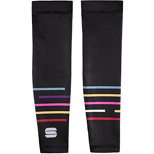 Sportful Damen Thermodrytex Armlinge, Black Multicolor, S