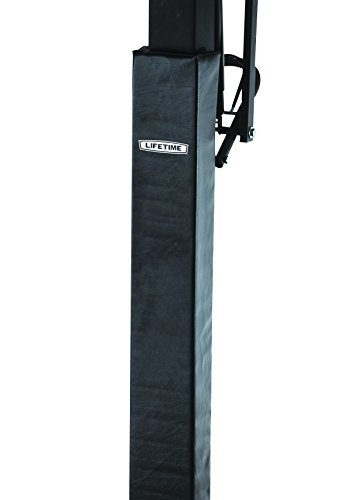 Lifetime Mammoth Basketball Pro Heavy Duty Pole Pad, 6 Feet High by Lifetime