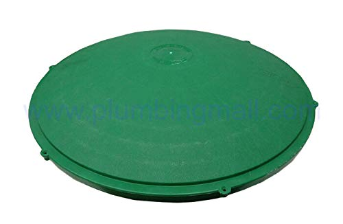 Tuf-Tite 24' Domed Septic Tank Lid for Tuf-Tite Risers Only