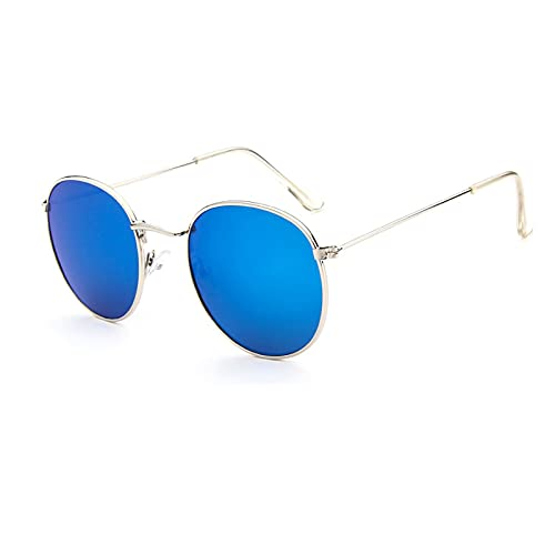 Liably Gafas de sol unisex, clásicas, retro, grandes monturas de gafas, protección UV400, antirrayos UV, polarizadas, estilo informal, multicolor, para conducir, pescar, viajar, etc. M M