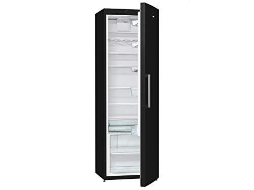 Gorenje R 6192 FBK Standkühlschrank Schwarz Kühler Kühlschrank A++ 185cm hoch