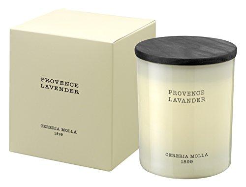 Cerería Molla 1988, Vela vegetal, aroma PROVENCE LAVENDER,