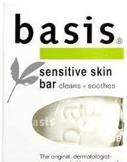 Basis Sensitive Skin Cleansing Bar - 4 oz - 6 pk