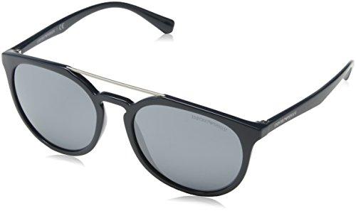 Emporio Armani 0EA4103 Gafas de sol, Petroleum, 56 Unisex-Adulto