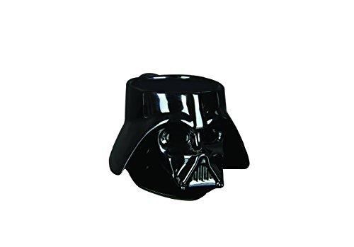 Paladone Darth Vader Tasse DVD, Keramik, Schwarz, 13 x 10 x 9 cm