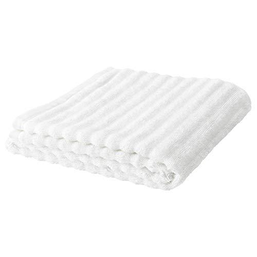 IKEA ASIA FLODALEN Handtuch weiß