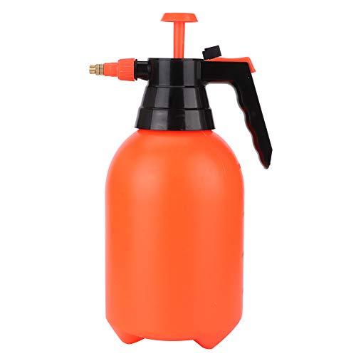 Pulverizador de Jardín de 1-2 L Con Una Mano, Botella de Riego, Bomba de Jardinería, Herramienta de Pulverización de Césped Con Boquilla de Cobre de Cono Ajustable Para Limpieza de Plantas Fer