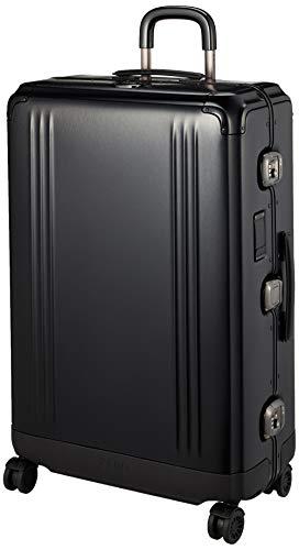 [ゼロハリバートン] スーツケース PURSUIT ALUMINUM 保証付 90L 73 cm 7.9kg ブラック