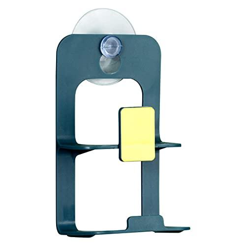 Creativity Kitchen Ventosa Fregadero Drenaje Estante Soporte de almacenamiento de esponja Fregadero de cocina Baño Jabonera Estante para lavar platos Filtro de esponja-02,1Pc, China, 2 niveles