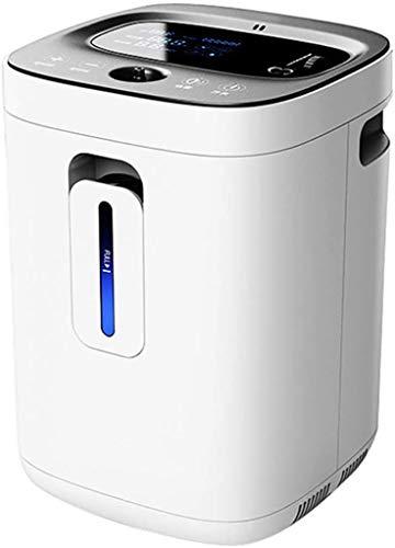 LLDKA zuurstofgenerator beademingsapparaat voor medisch gebruik thuis zuurstofconcentraator voor zuurstofmachines, radiografische besturing 6L
