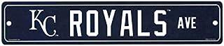 MLB Kansas City Royals Street Sign