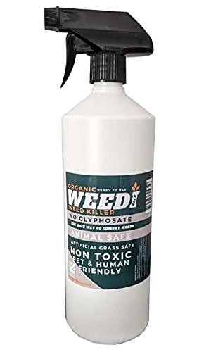 1l Weed Killer - Glyphosate free - Animal Safe - Artificial Grass Safe -...