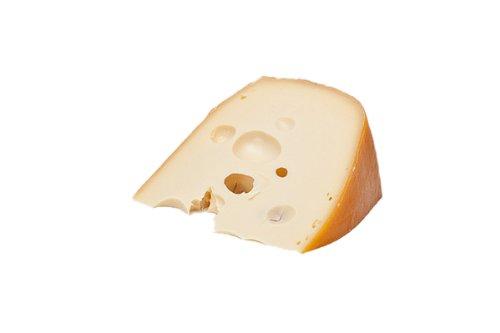 Lochkäse - Maasdammer Käse | Premium Qualität | 500 Gramm