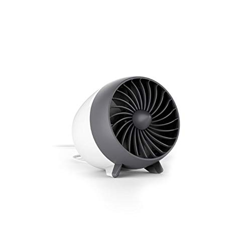 Mandalaa Portable USB Charging Mini Size USB Fan Low Noise Super Mute PC Cooler Cooling Desk Mini Fan for for Office Home Best Gift Indoor air Quality and Fans