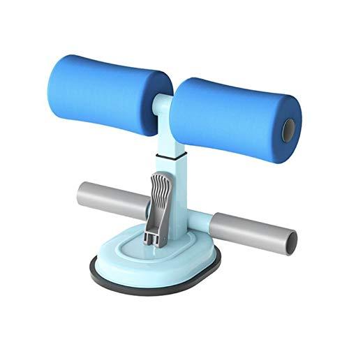 LXF JIAJU Fitness Sit up Double Bar Assistant Gym Ejercicio Resistencia Equipo De Entrenamiento 24bd (Color : White)