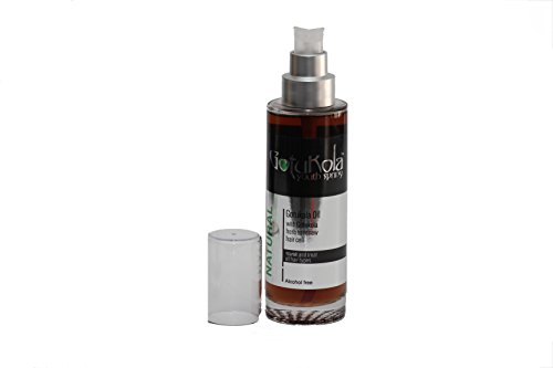 Gotukola Huile capillaire naturelle (pour tous les types de cheveux) 100 ml