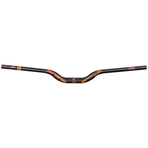 Spank Spike 800 Race Vibrocore Rise 50 mm Kleiderbügel MTB Unisex Erwachsene, Schwarz/Orange
