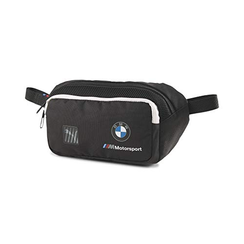 PUMA x BMW M Motorsport Waist Bag (Black)