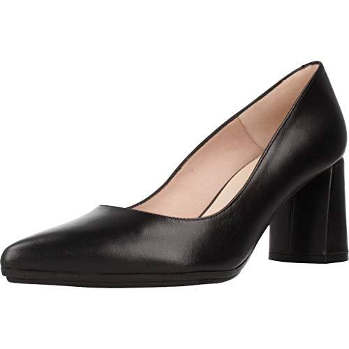 Ángel AlarcÓn Zapatos Tacon 19546 Mujer Negro 38