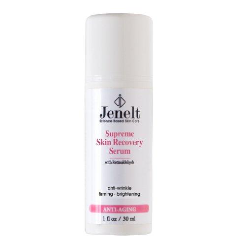 Best Night Repair Serum w/Multi-Vitamins (Vit A+ B3+E) - Firming & Lifting Serum w/RETINAL & Niacinamide - Fades Dark Spots and Promotes Bright and Even Skin Tone